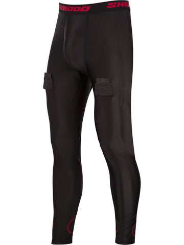 Pantalon avec support athlétique Sherwood, senior T90