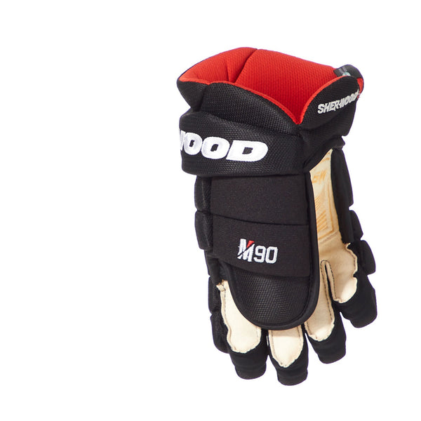 Sherwood M90 Glove - 360D Images