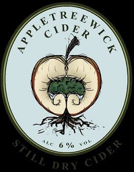 Cider, Dry. from the Appletreewick Cider Company.