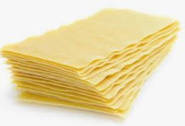 Lasagne Sheets Dried, per 500g