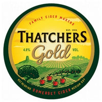 Thatchers gold cider.