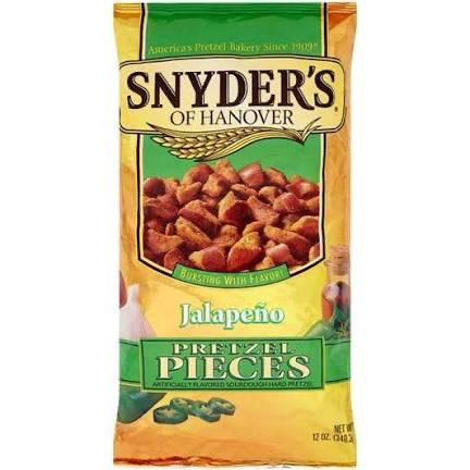 Snyders jalapeño Snacks