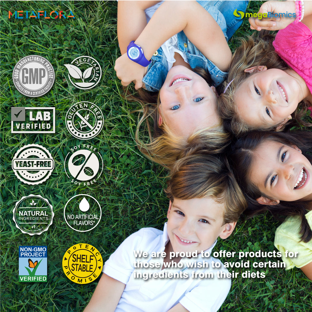 METAFLORA Probiotics for Kids Health