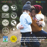 METAFLORA Oral Probiotic, no chemicals, gluten free, non gmo, no soy, no iron, no artificial flavors, no preservatives, yeast free, wheat free, no eggs, no nuts, vegetarian, no sugar