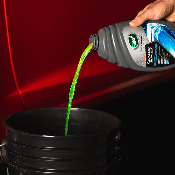 Hybrid Solutions Ceramic Wash & Wax 48 Fl Oz.