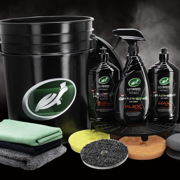 Hybrid Solutions Pro Launch Car Wax Kit