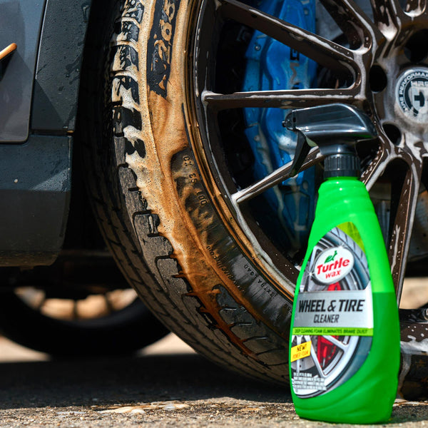 All Wheel & Tire Cleaner 23 FL OZ