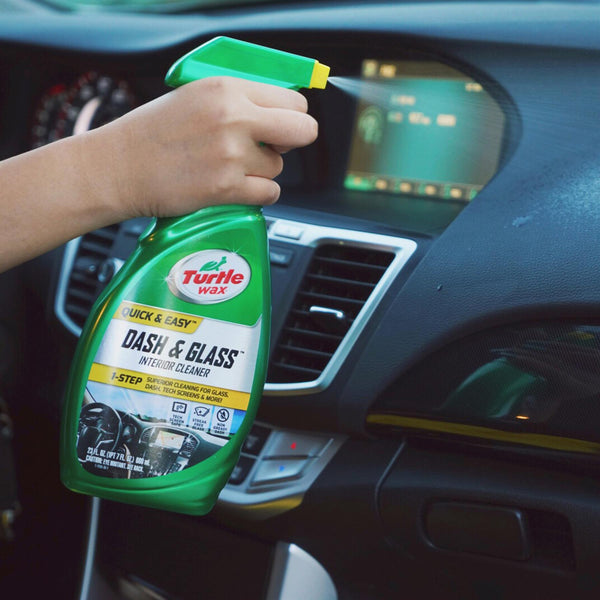 Dash & Glass Interior Detailer with Foaming Trigger 23 FL OZ