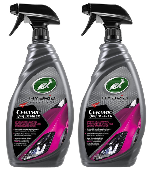 Hybrid Solutions Ceramic 3-in-1 Detailer 32 Fl Oz (2 Pack) - turtle-wax-us-store