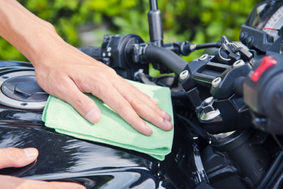 how-to maintain a motorcycle turtle wax