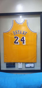 Kobe Bryant Autographed Mitchell & Ness 2008 Lakers Jersey with 08 MVP Inscription ~Limited Edition to 50