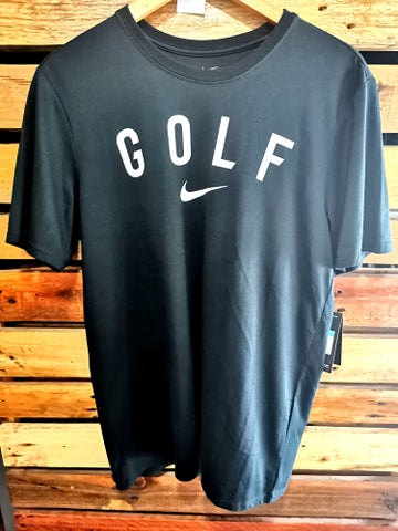 Nike Golf Black Shirt