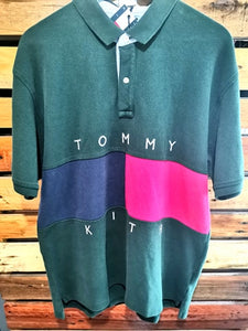 Tommy Kith Forest (Dark Green)