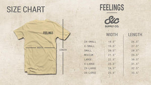 Feelings Cream Yellow