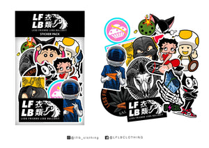 LFLB Sticker Pack B