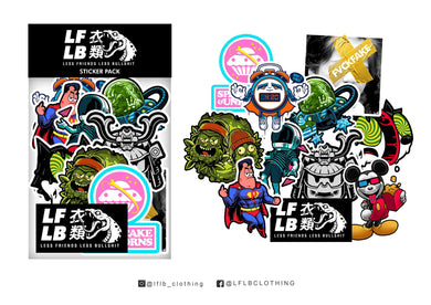 LFLB Sticker Pack A