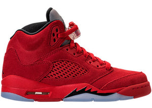Jordan 5 Retro Red Suede (GS)