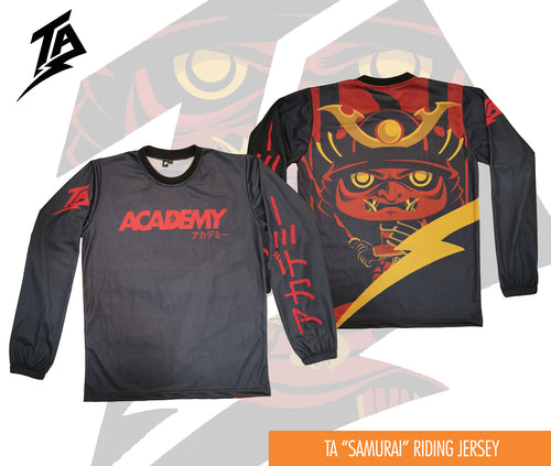 RIDING JERSEY SAMURAI