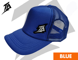 TRUCKER CAPS BLUE
