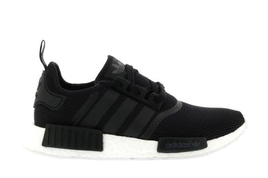 adidas NMD R1 Black Monochrome BLACK/BLACK/WHITE