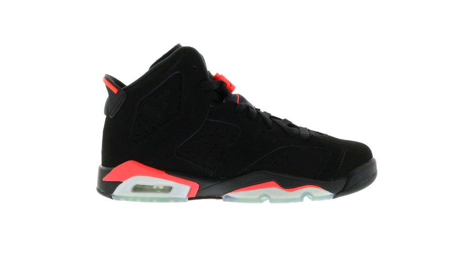 Jordan 6 Retro Infrared Black 2014 (GS)