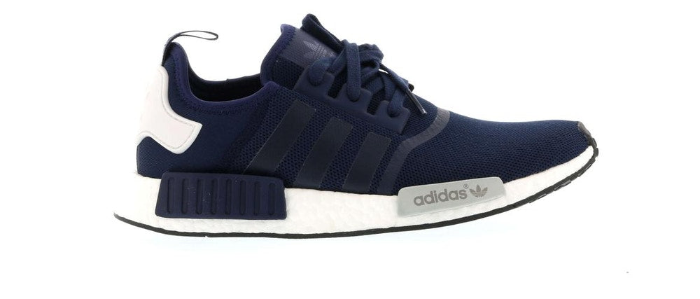 adidas NMD R1 Collegiate Navy Mesh