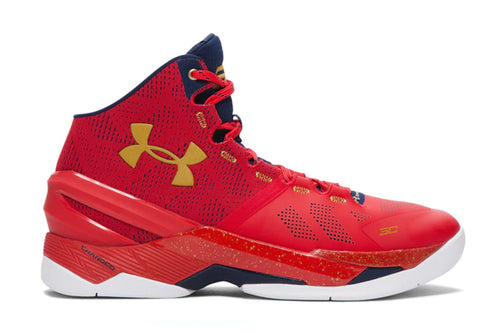 Stephen Curry 2 Red