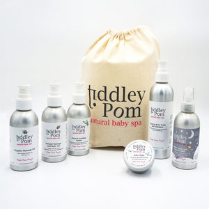 Organic Baby Skin Care Gift Bag Offer