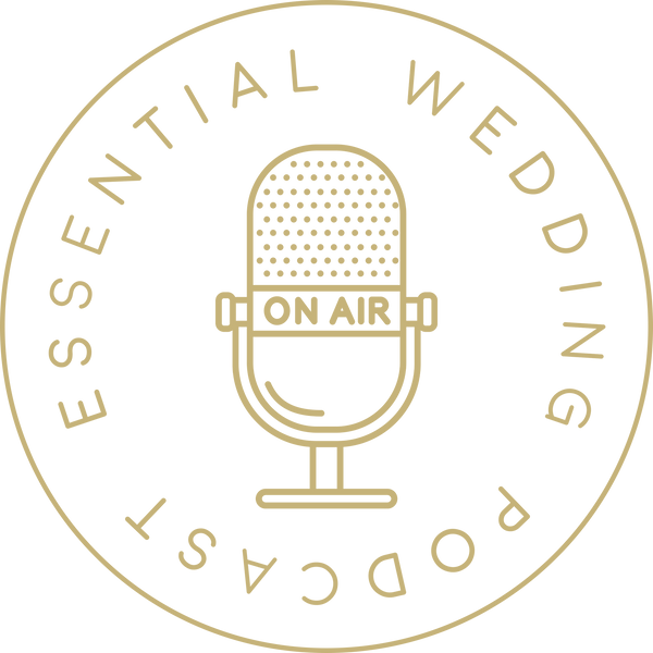 Essential Wedding Podcast Logo