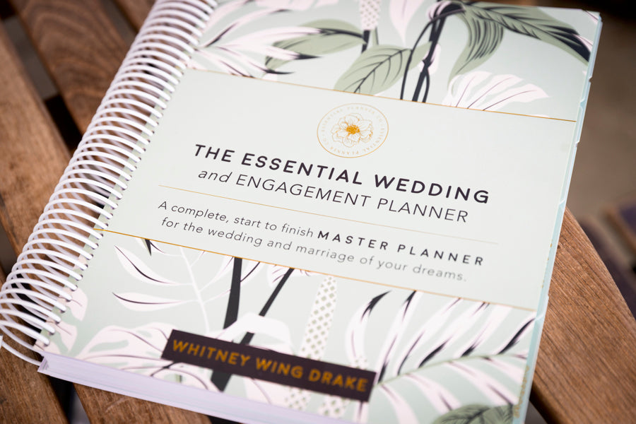The Essential Wedding and Engagement Planner (Imperfect - Softcover)