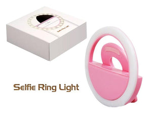 270 Rechargeable Night LED Selfie Flash Light