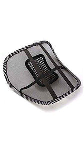 534 Ventilation Back Rest with Lumbar Support