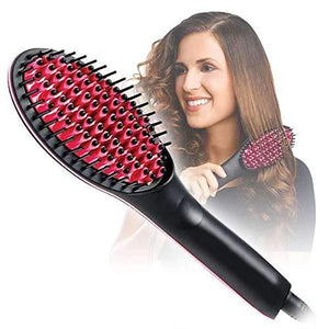 376 Simply Ceramic Hair Straightener