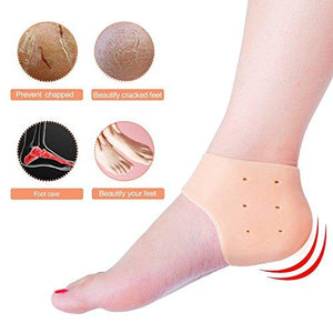 339 Moisturizing Skin Softening Silicone Gel for Dry Cracked Heel Repair (Multicolour)