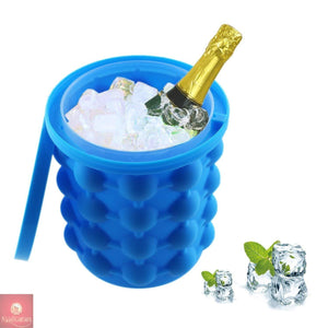 165 Silicone Ice Cube Maker