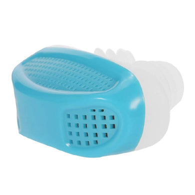 2 In 1 Silicone Air Purifier and Anti Snoring Device for Good Sleep for Men and Women