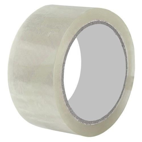 947 Clear/Transparent Packing Tape (Plain Tape 65 Meters 41 Micron)