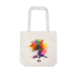 White True Colors Tote Bag