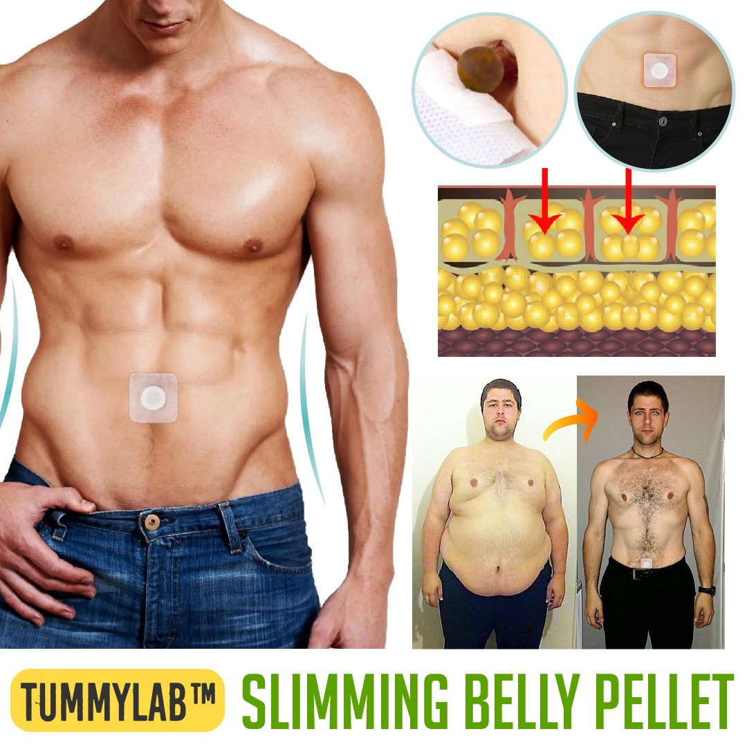 TummyLab™ Slimming Belly Pellet For Men