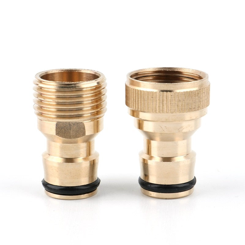 Brass Hose Tap Connector