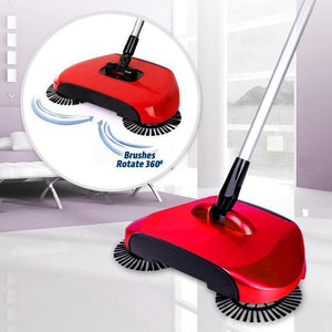 Broom 360™ Automatic Broom Sweeper