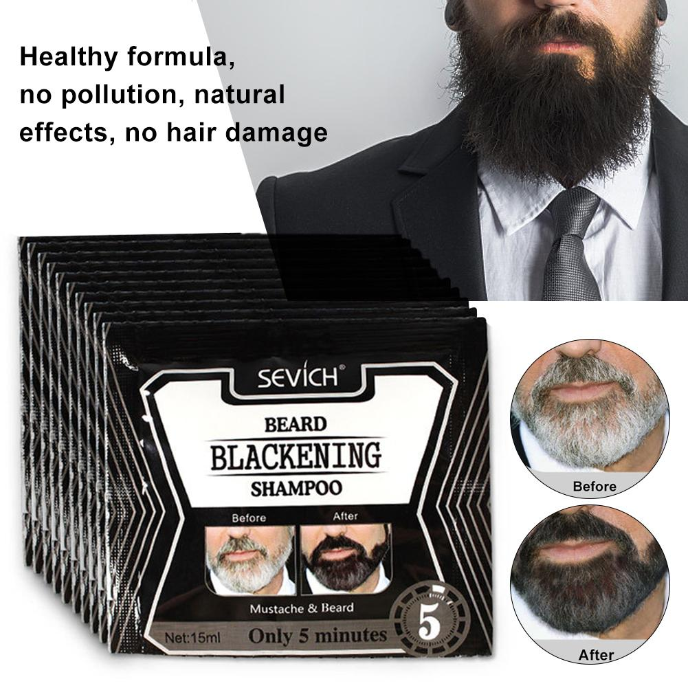 Herbal Beard Darkening Shampoo