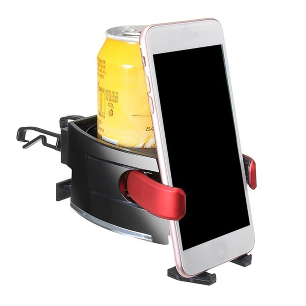 Car Water Cup Phone Holder