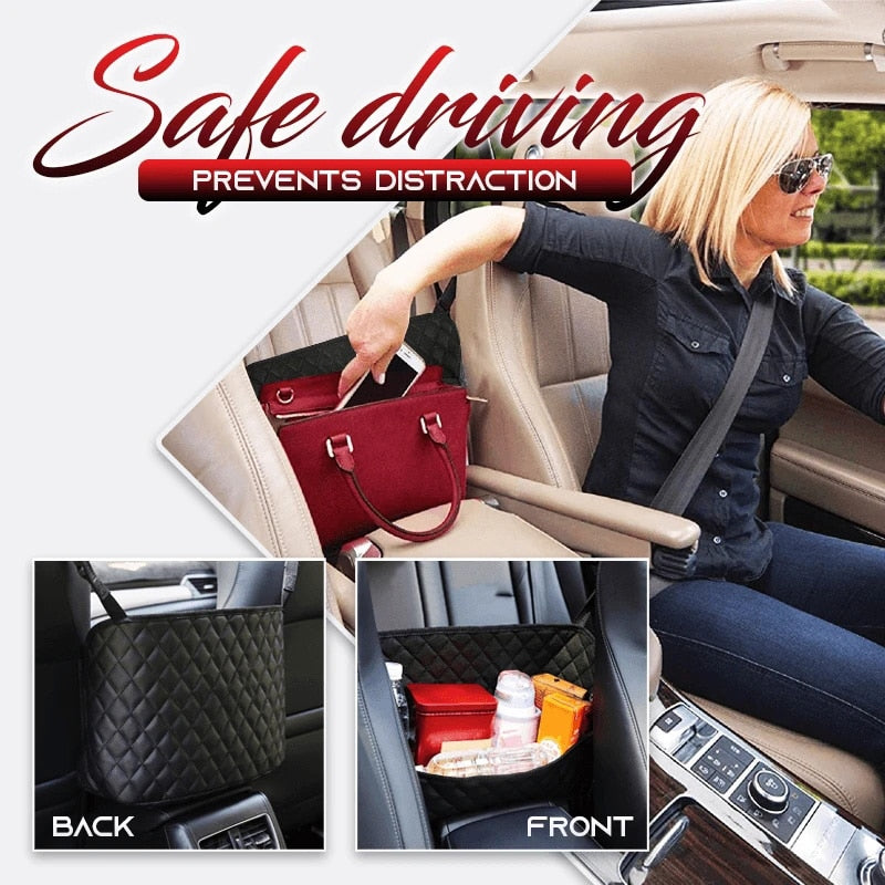 Stylish Car Seat Pocket Holder