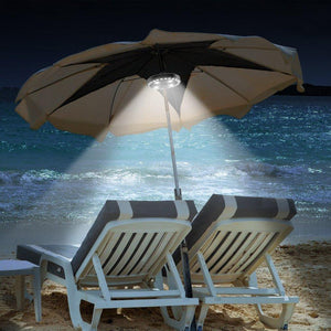 Patio Umbrella Light Camping Tent Light