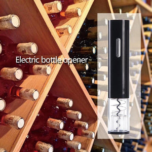 Electric Flash Wine Opener