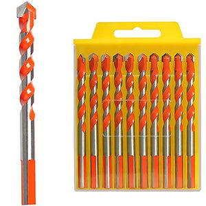 Triangular-overlord Handle Multifunctional Drill Bits