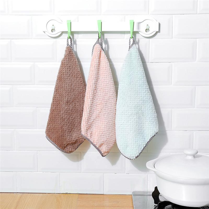 Ultra-Absorbent Microfiber Dishcloths