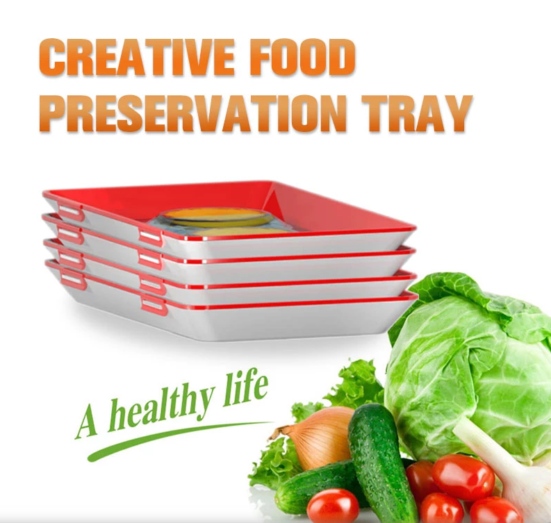 Creative Food Presentation Tray