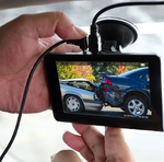 4K UHD Car Driving Recorder Camera